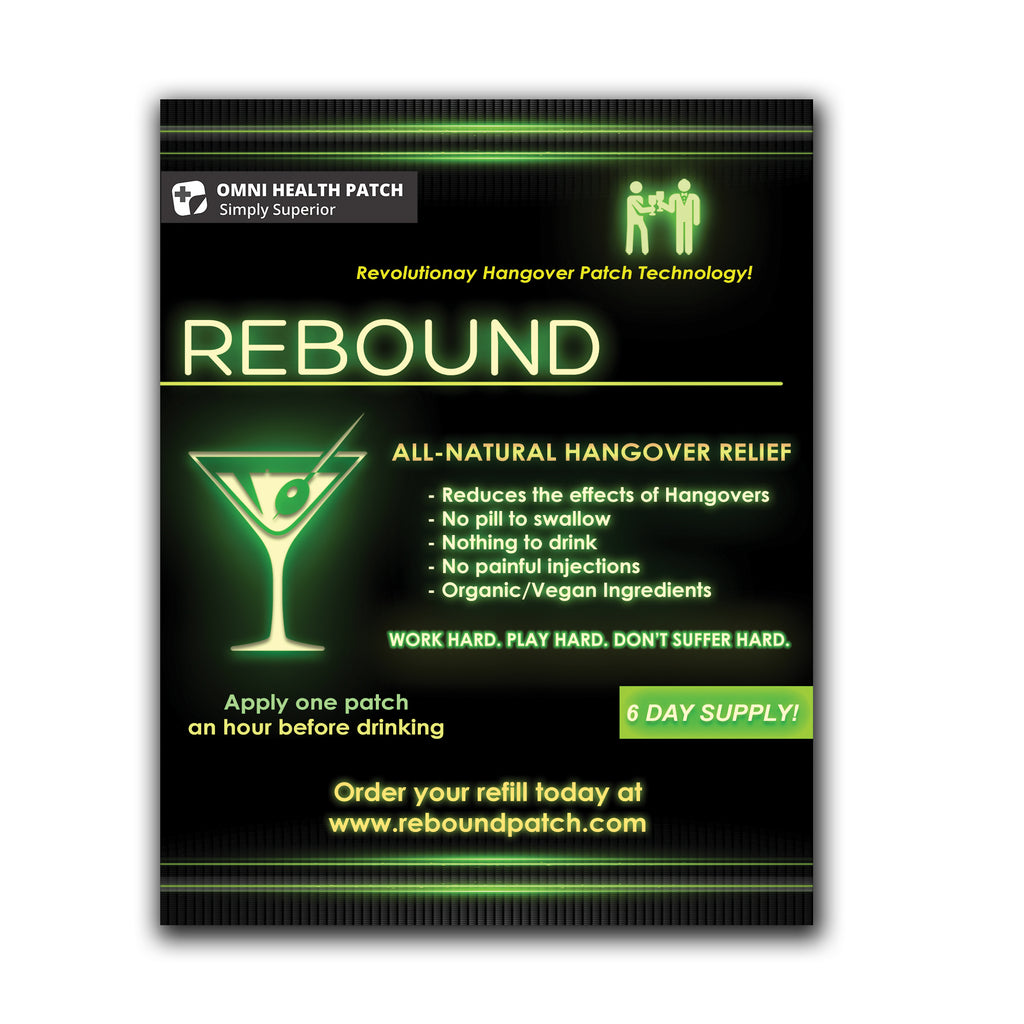 Rebound Hangover Relief Launch - This is just the beginning!