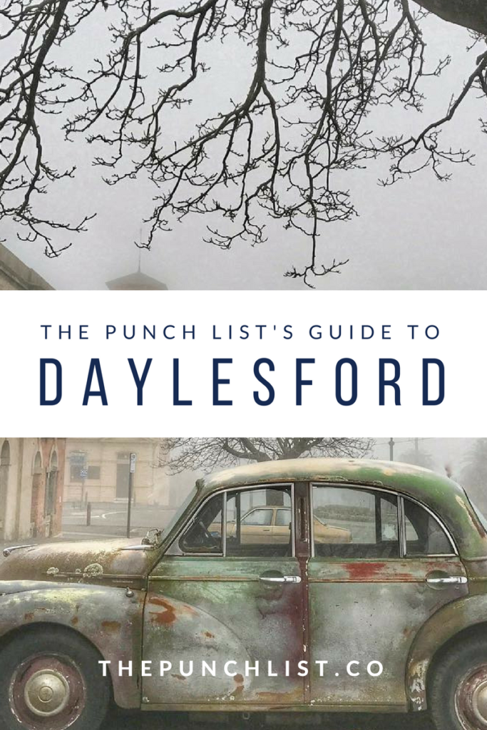 Guide to DAYLESFORD