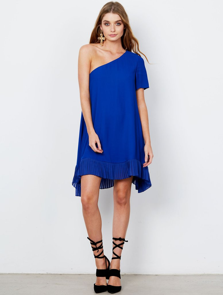 Lulu Dress Cobolt Blue