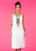 Orla Dress White Broderie
