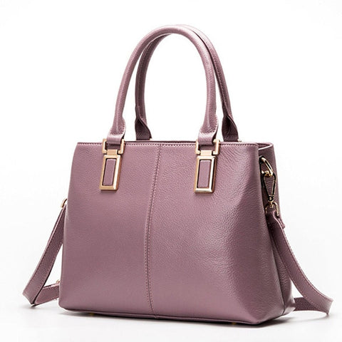 European Leather Handbag