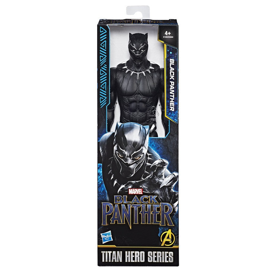 Black Panther action figure from www.StraightOuttaWakanda.com