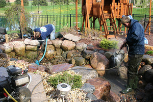 8 Spring Maintenance Tips For Your Garden Pond
