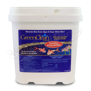 Green Clean Algaecide for Koi Ponds