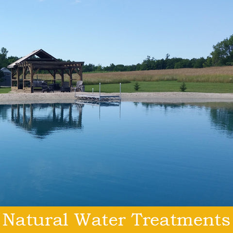 Natural Water Treatments
