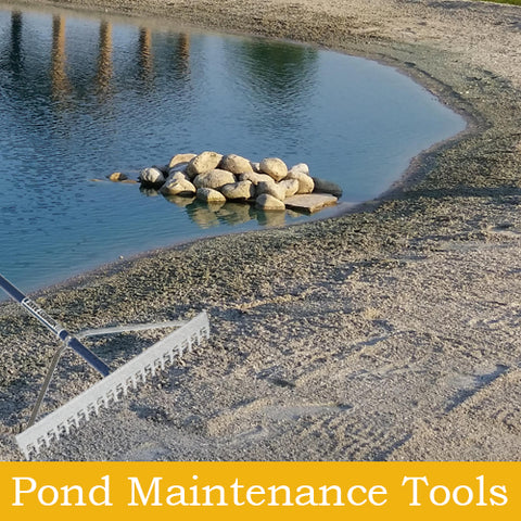 Pond Maintenance Tools
