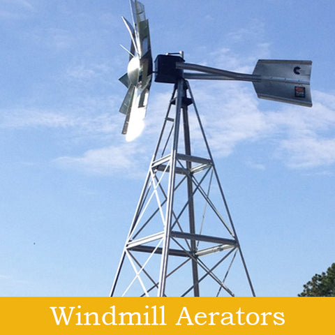 Windmill Aerators