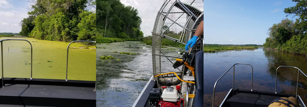 Aquatic Vegetation Control
