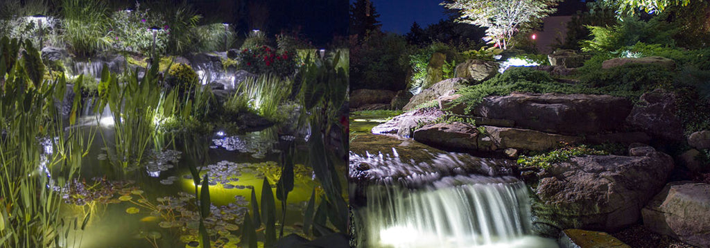Still Pond Farm™ Carries A Full Line Of Aquascape® Pond Lighting To Fit The  Needs Of Your Koi Pond Or Water Garden. Aquascape® Lights Are The Best  There Is ...