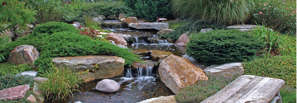 Pond & Waterfall Kits