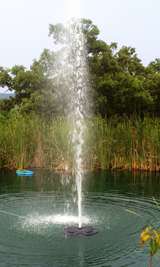 1 hp Outdoors Water Solutions Eco Fountain - The Pond Shop