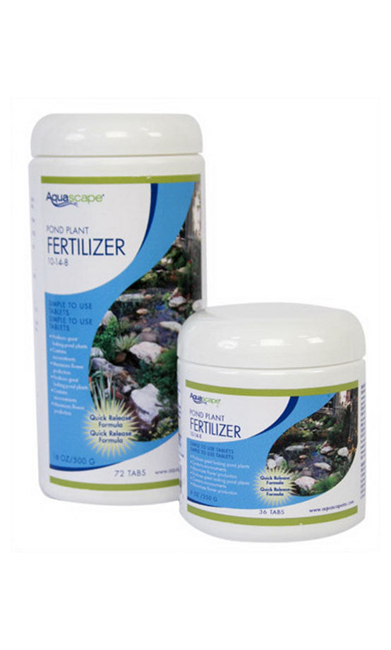 Pond Plant Fertilizer Tabs