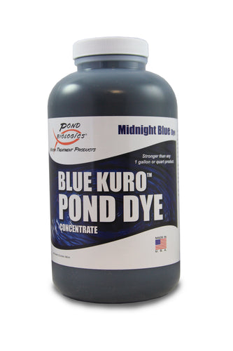 Twilight Blue Pond Dye Blue Kuro