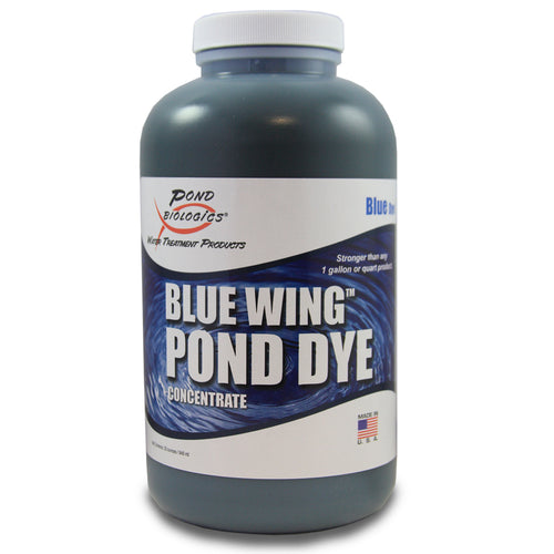 Blue Wing™ Straight Blue