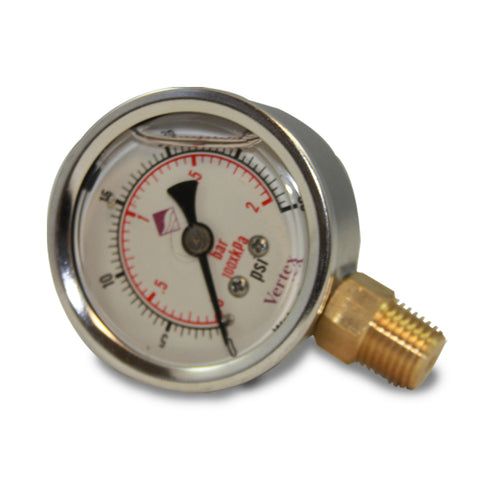 "2"" Liquid Filled Pressure Gauge"