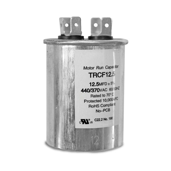 Vertex® 1/3 hp Compressor Capacitor