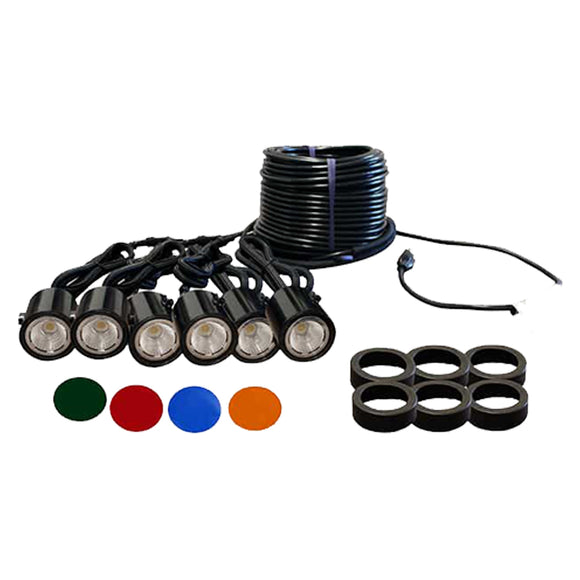 Kasco® 6-Fixture LED Composite Lighting Kit
