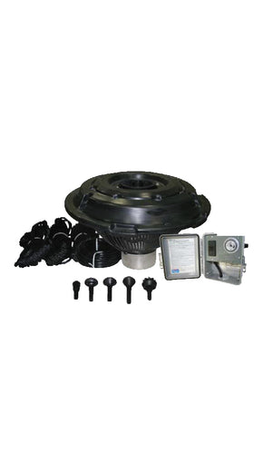 3/4 hp Kasco® J Series Fountain - The Pond Shop