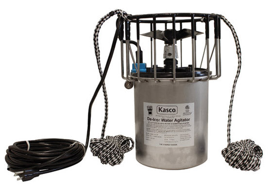 3/4 hp Kasco® De-Icer - The Pond Shop