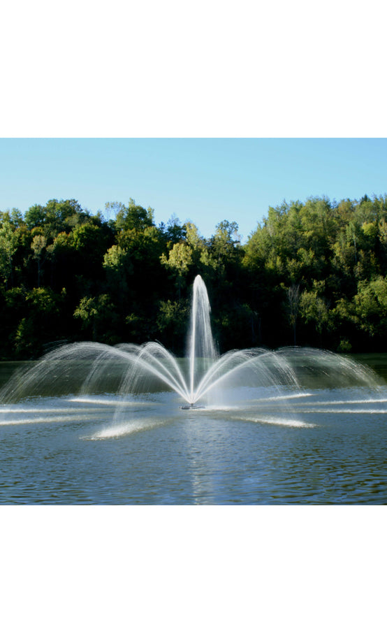 Kasco® Premium Nozzles for the 5 hp J Series Fountain - The Pond Shop