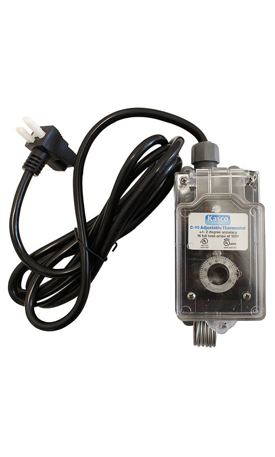 Kasco® De-Icer Thermostat Controller - The Pond Shop®