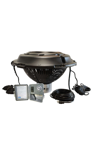 1/2 hp Kasco® VFX Series Aerating Fountain