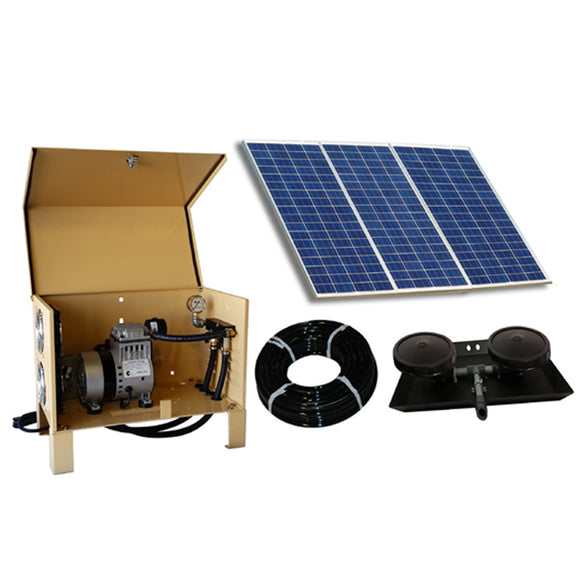 Outdoor Water Solutions Classic DW™ (Deep Water) Solar 2 Aerator - The Pond Shop