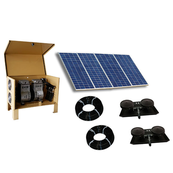 Outdoor Water Solutions Classic DW™ (Deep Water) Solar 5 Aerator - The Pond Shop