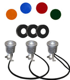 Kasco® 3-Fixture LED Stainless Steel Lighting Kit
