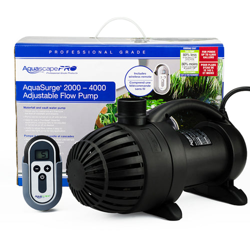 AquaSurge® PRO Adjustable Flow Pumps