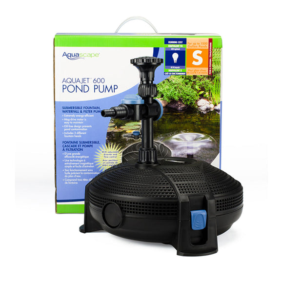 Aquajet® Pond Fountain Pump