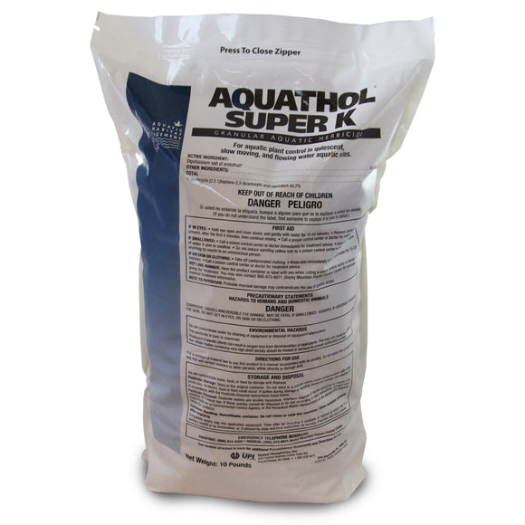 Aquathol® Super K Granular Aquatic Herbicide