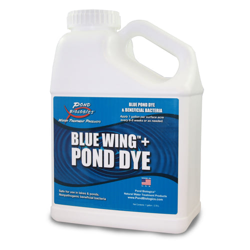 Blue Wing™ Plus Pond Dye