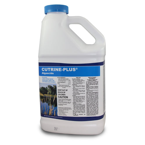 Cutrine Plus Liquid Algaecide