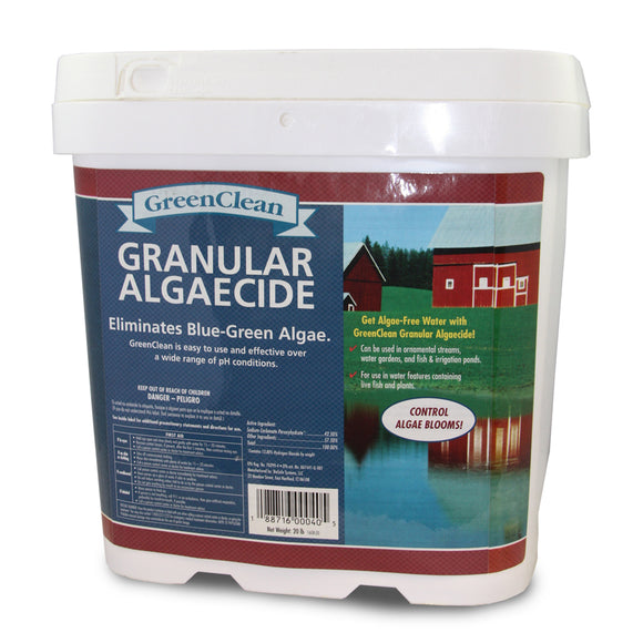 Green Clean Algaecide