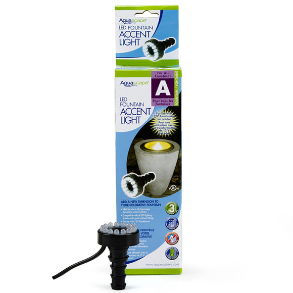 LED Fountain Accent Light (2.5-Watt)