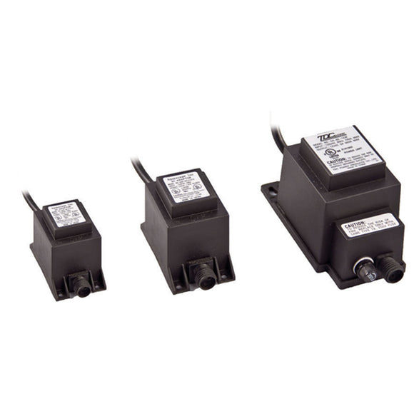 Manual Quick Connect 12-Volt Transformers
