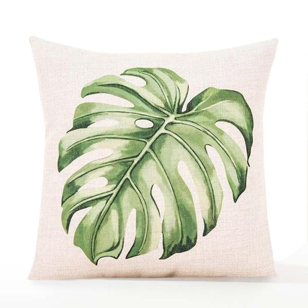 Botanics Monsteria Cushion Cover