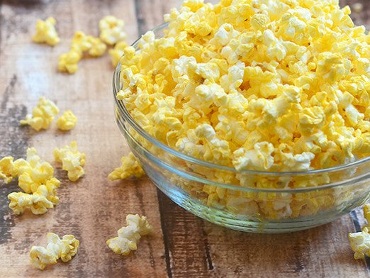 Butter and Salt Popcorn
