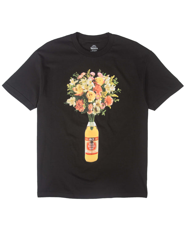40oz of Beauty Tee, Black