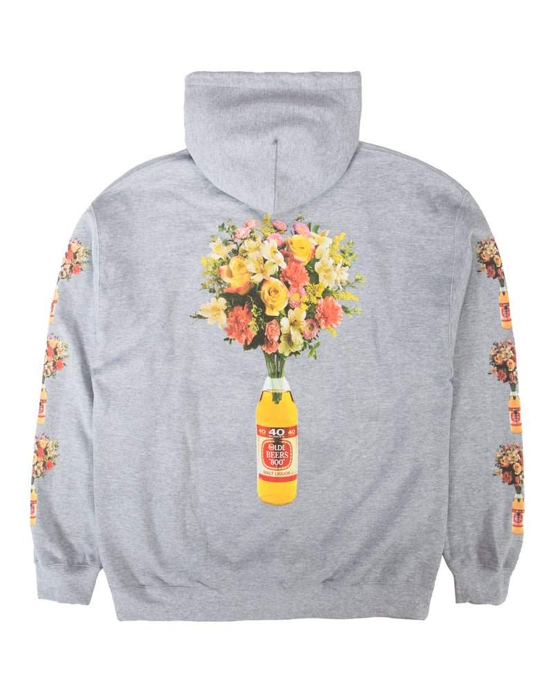 40oz of Beauty Hoodie, Grey