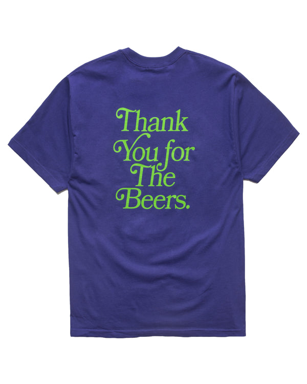 Thank You Tee, Purple