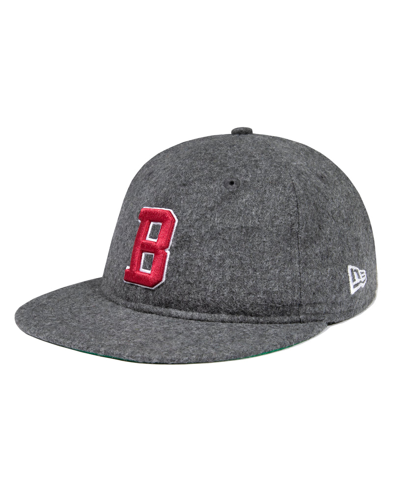 New Era Collegiate Snapback, Grey