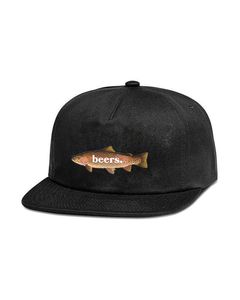 Trout Hat, Black