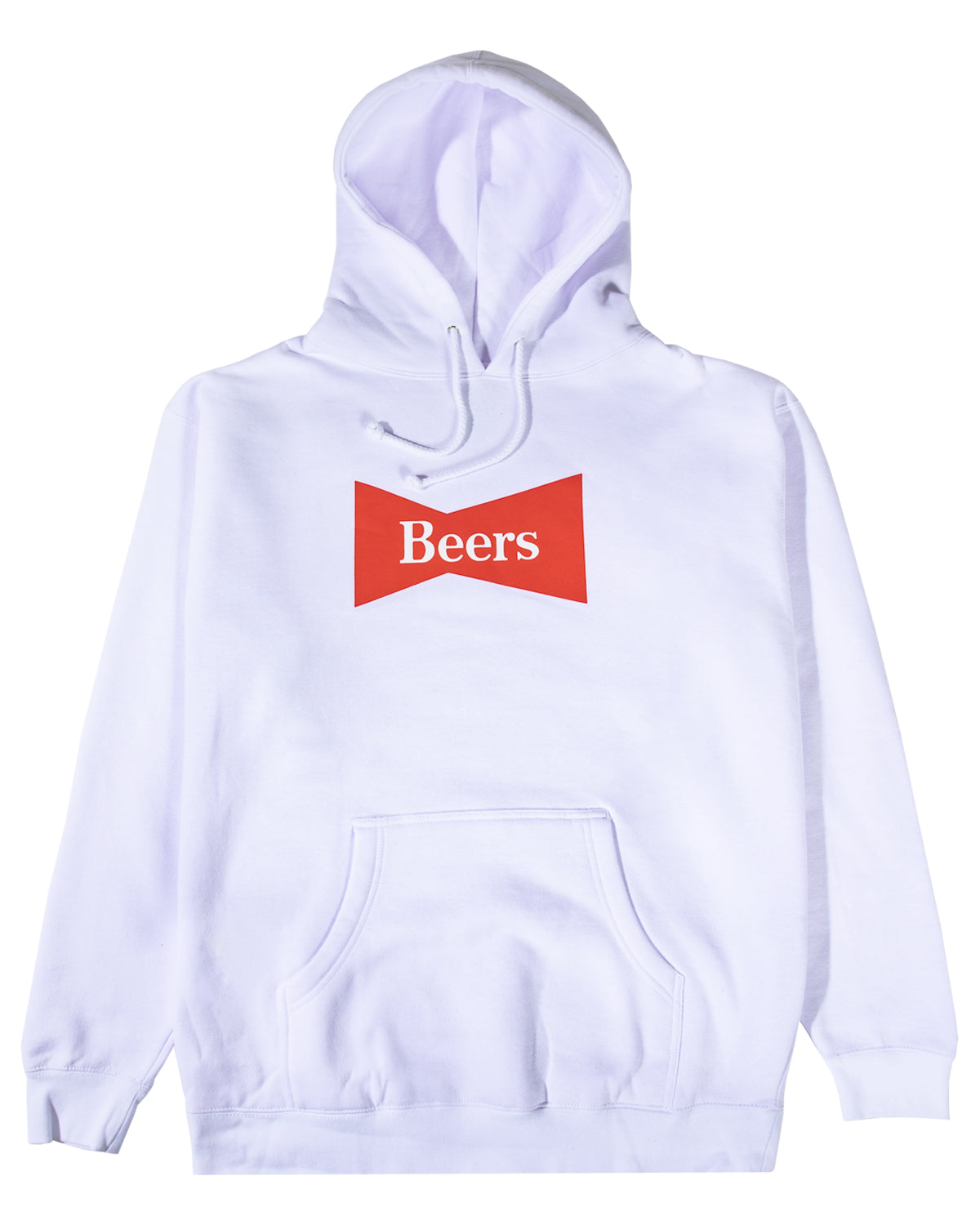 Home Brew Hoodie, White