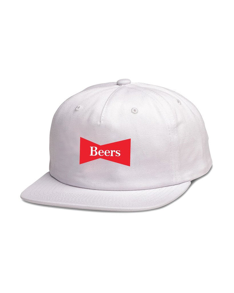 Home Brew Hat, White