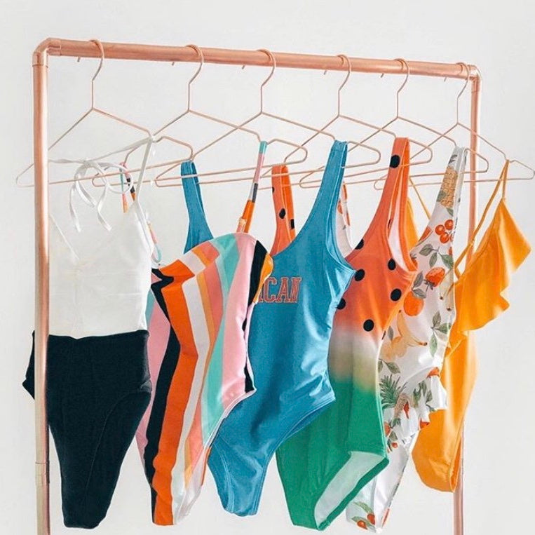 What bathing suits for body types?Here is answer.