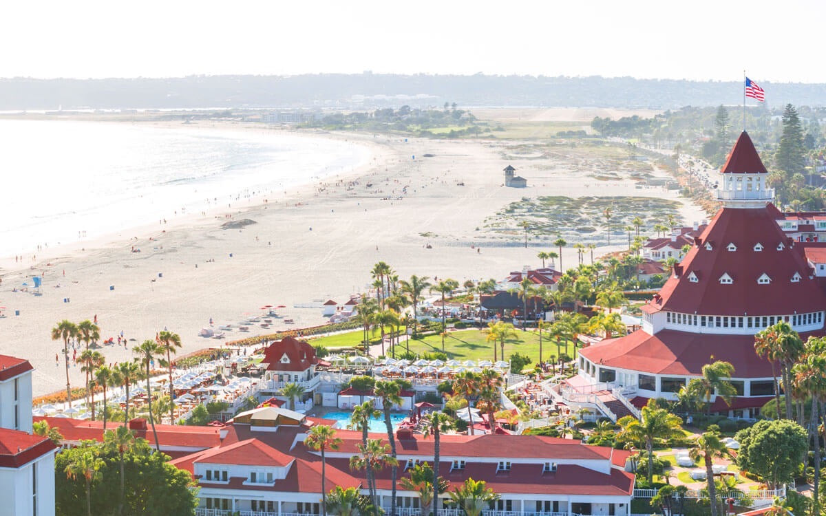 5 perfect beach resort for vacation in the U.S.