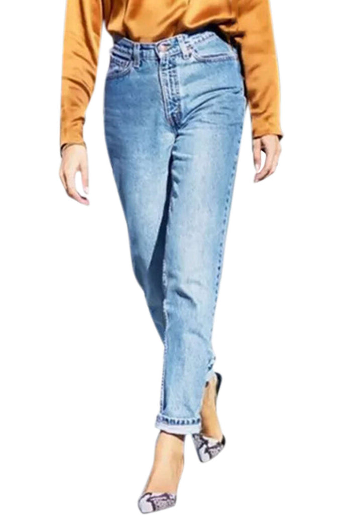 Iyasson Women's Mom Jeans