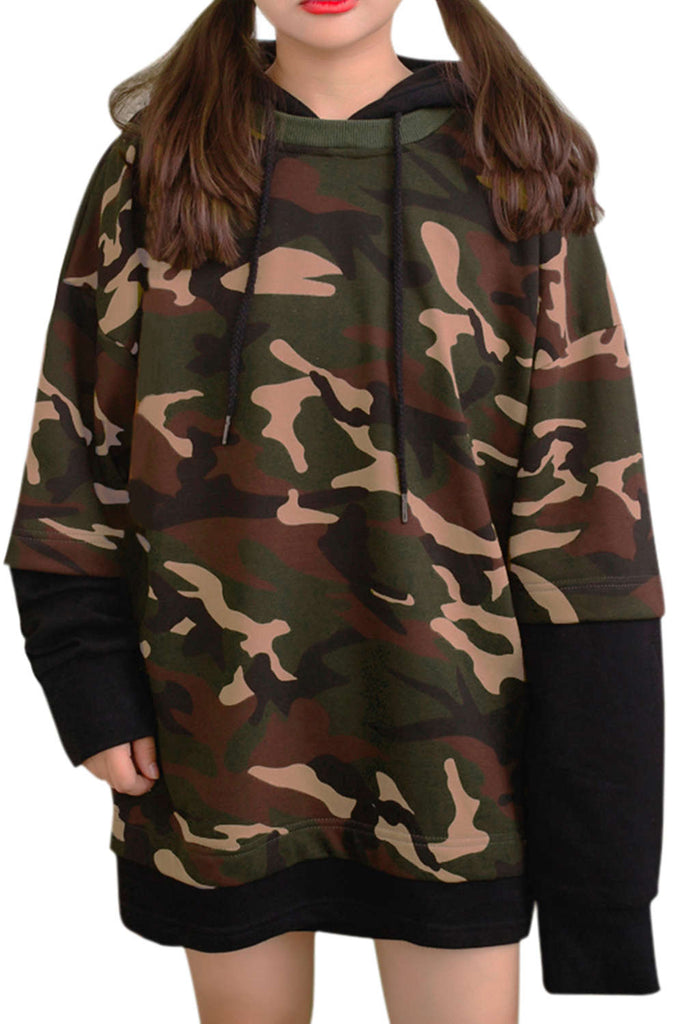 Iyasson Outdoors Realtree AP Camo Hunting Hoodie
